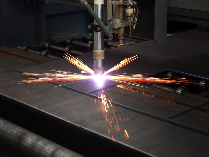 laser, industry, business, factory